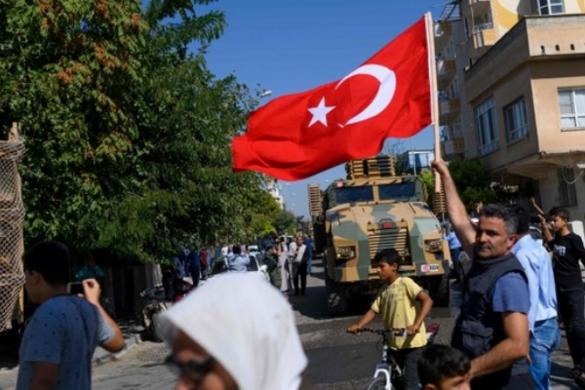 Ankara nem folytatja az offenzívát