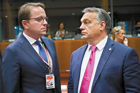 """""""Politikai lincselés Brüsszelben"""""""