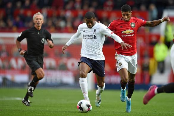 A Manchester United megszakította a Liverpool nagy sorozatát