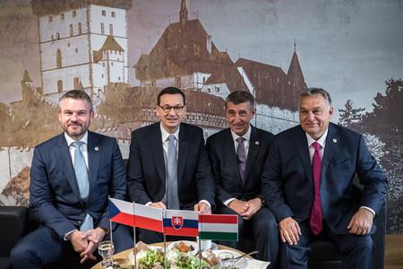 Orbán Viktor: Visegrádi partnereink készek ismét segíteni a magyar határvédelmet