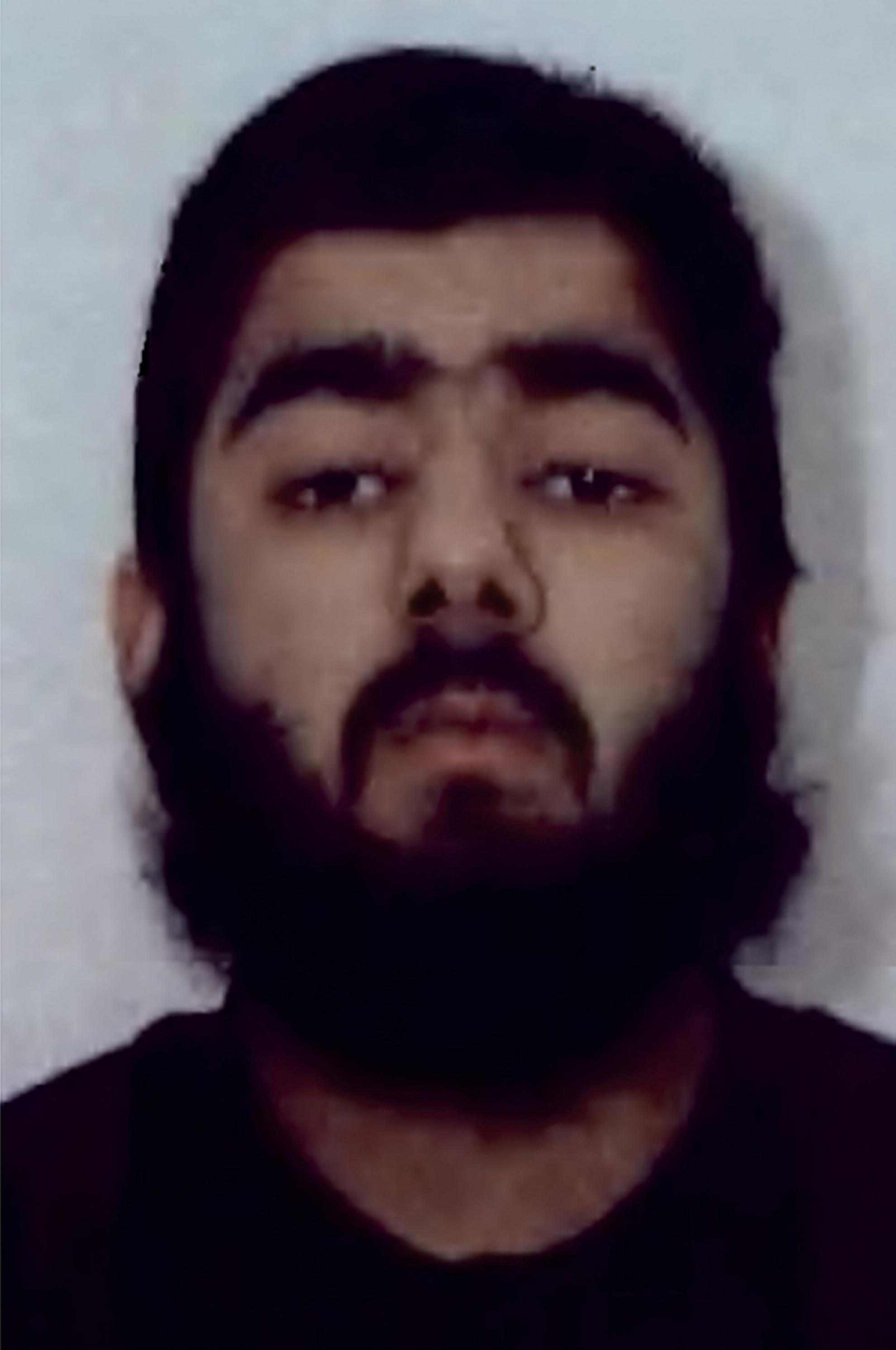 A 28 éves Usman Khan tavaly szabadult a börtönből