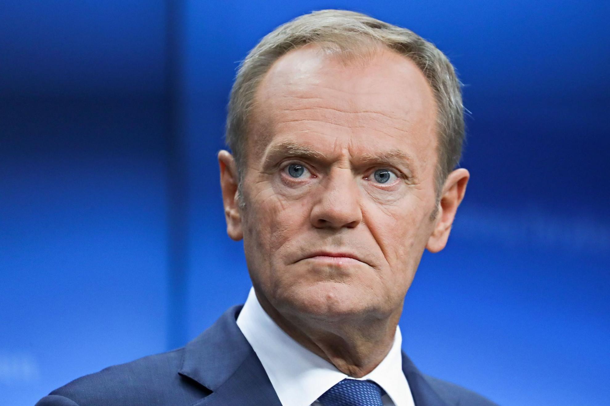 A Fidesz–KDNP európai parlamenti delegációvezetője élesen bírálta Donald Tuskot