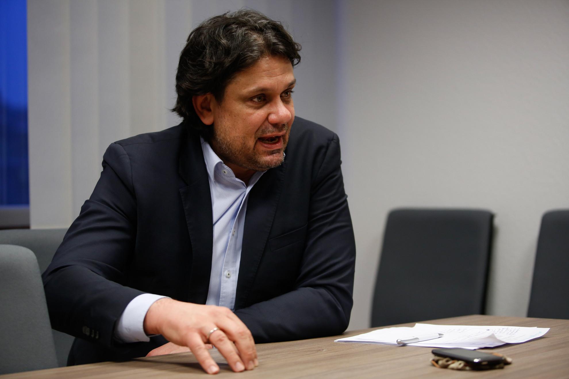 Deutsch Tamás fideszes európai parlamenti képviselő