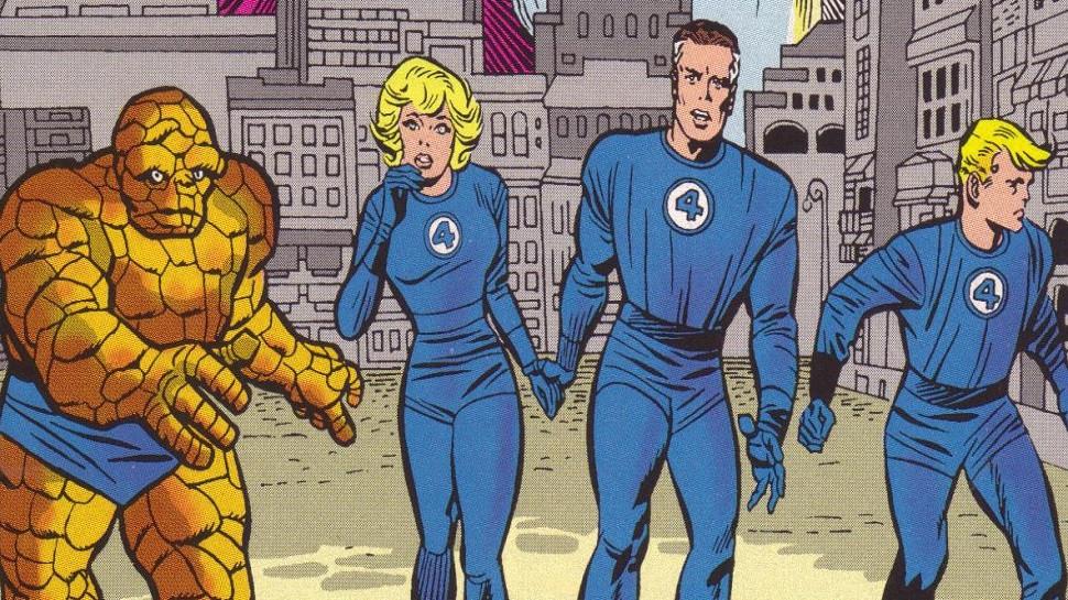 A szuperhőscsalád, amely meghozta Lee számára az áttörést: A Fantasztikus négyes