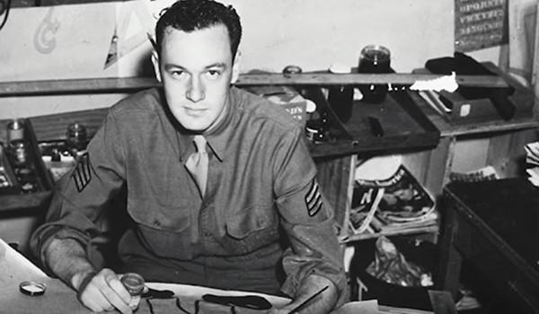 Stan Lee az amerikai hadseregben a második világháború idején