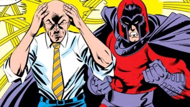 Két világ harca: Xavier professzor békét akar, Magneto felvenné a harcot az emberiség ellen