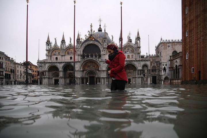 Vészhelyzet Velencében