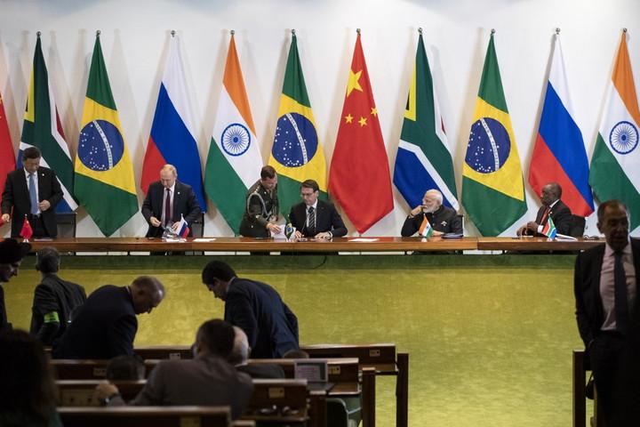 Brazíliában tárgyaltak a BRICS-országok vezetői