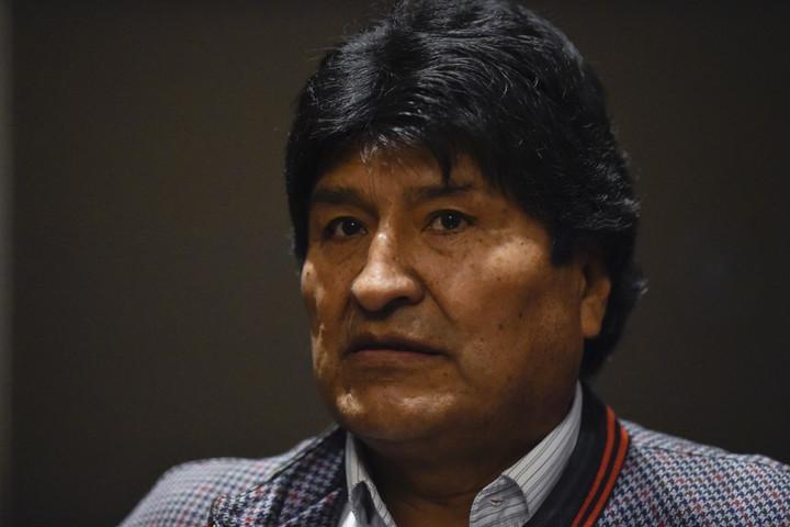 Terrorizmussal vádolja Moralest az ideiglenes kormány