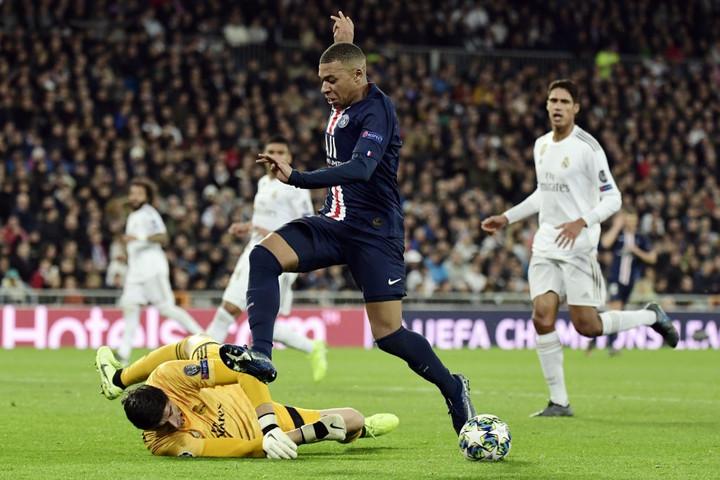 Hiába vezetett két góllal a Real Madrid, egyenlített a PSG