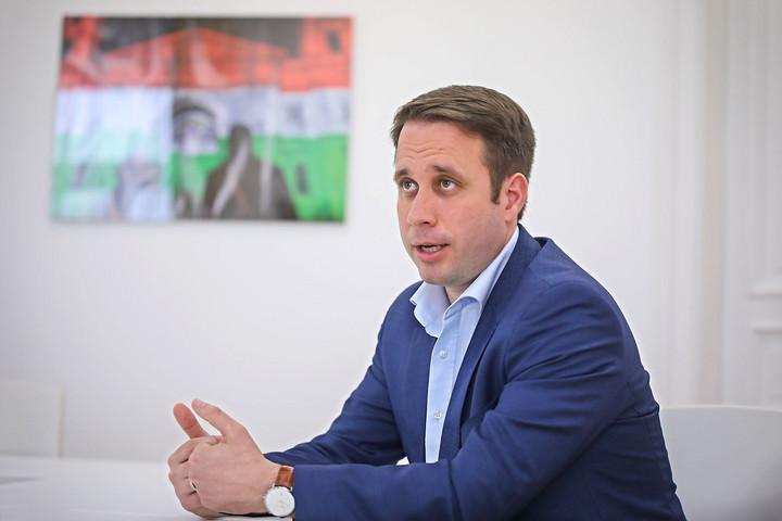 Dömötör Csaba: A határok védelme fontosabb, mint valaha