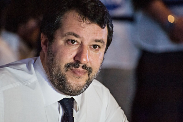 Salvini: Egész Európa vörös zóna lett