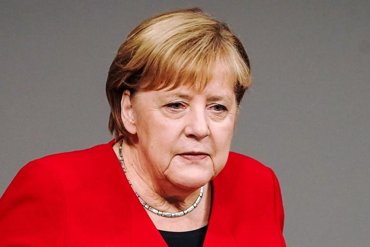 Merkel: A német EU-elnökség alatt nem szorul háttérbe a klímaválság kérdése