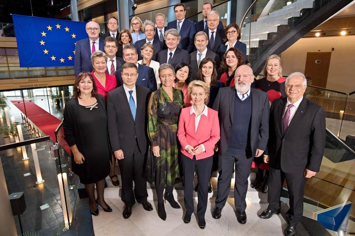 Véget ért a Juncker-éra Európában