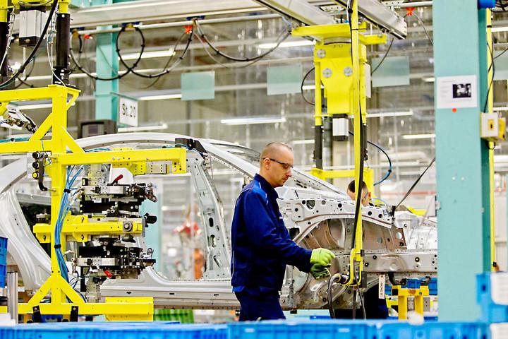 Felpörgött szeptemberben az ipari termelés