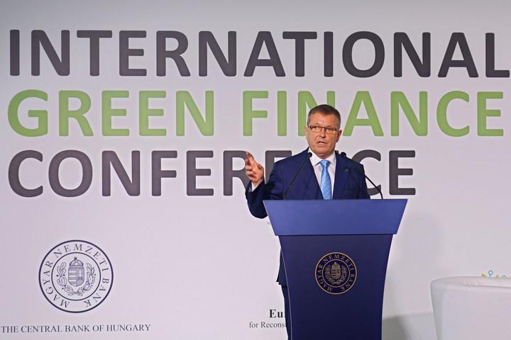 Kiemelt a jegybankok szerepe a zöld hitelezésben és a klímavédelemben