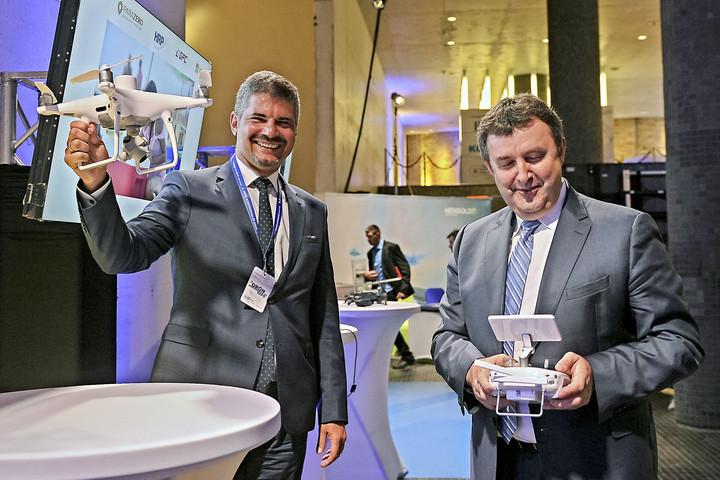 A dróntechnológiában is vezető szerepre törekszik hazánk