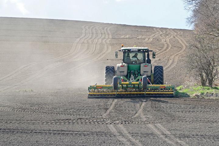 Dobogós helyen a magyar mezőgazdaság