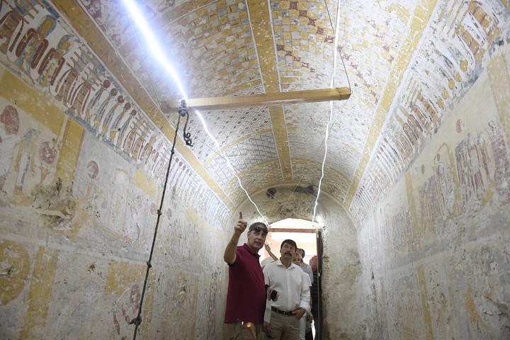 Áder János: Egyiptom elismeri a magyar régészek munkáját