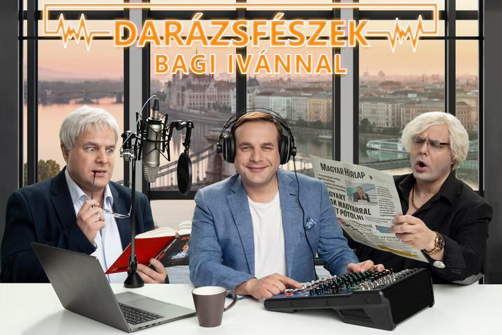 Darázsfészek - Bagi Ivánnal 1. rész