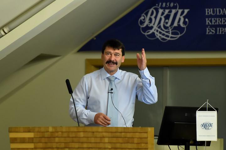 Áder: Magyarország a klímaváltozás nyertesei között lehet