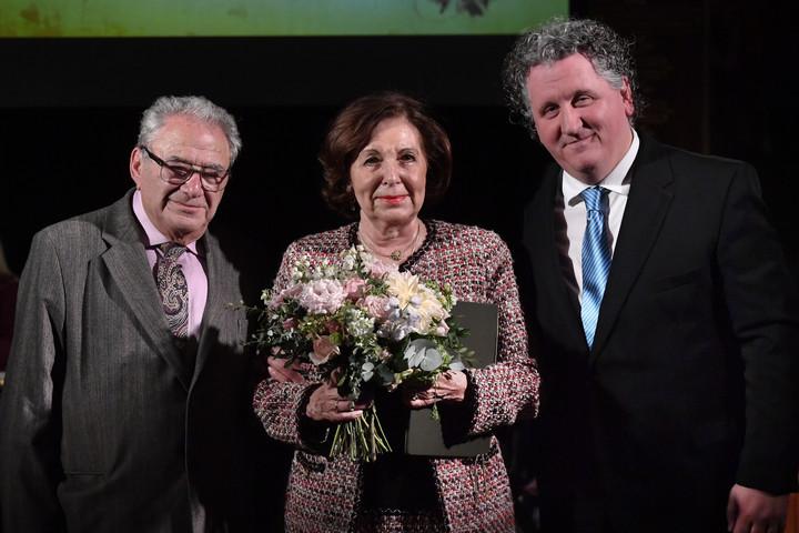 Együttműködési megállapodást kötöttek és díjakat adtak át az Erkel Színházban