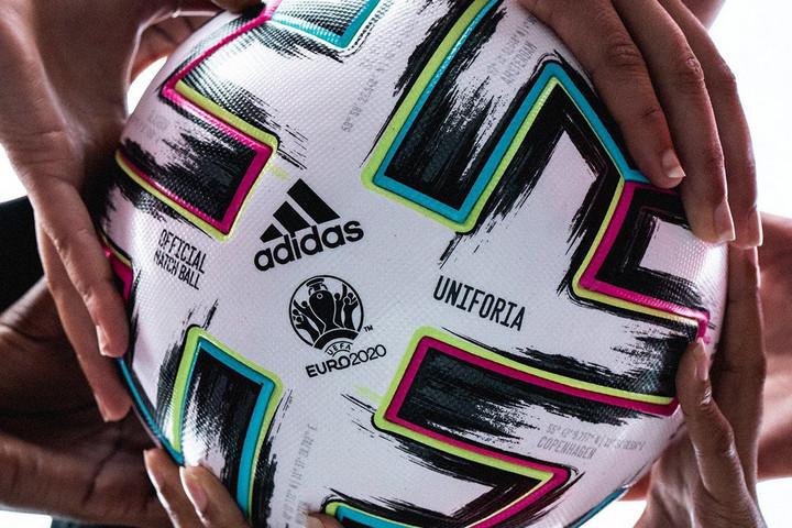 Bemutatták az Európa-bajnokság hivatalos labdáját