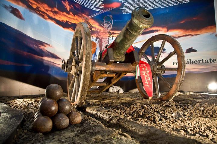 A Hadtörténeti Múzeumban állítják ki Gábor Áron ágyúját