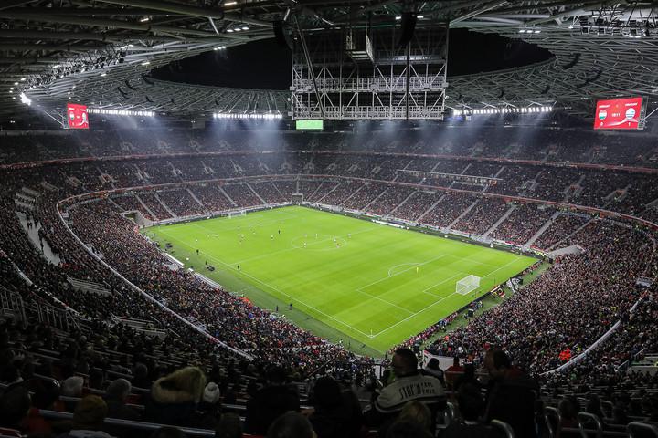 Európa-liga-döntőt rendeznek Budapesten