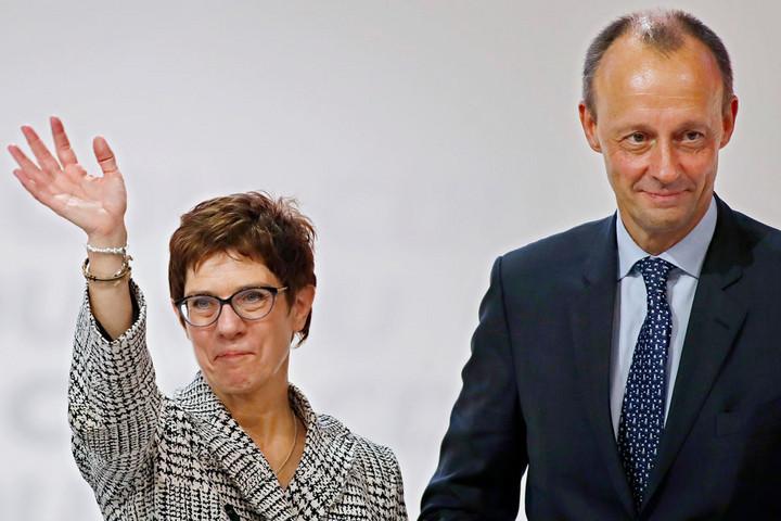 Feszült pillanatokra számíthat a CDU