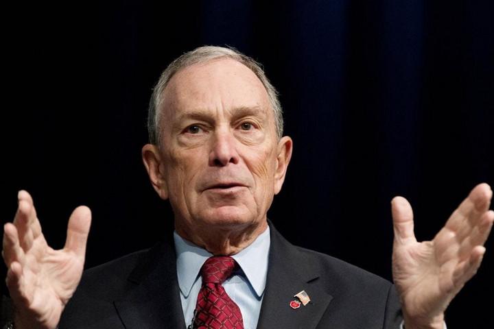 Bloomberg indul az amerikai elnökválasztáson
