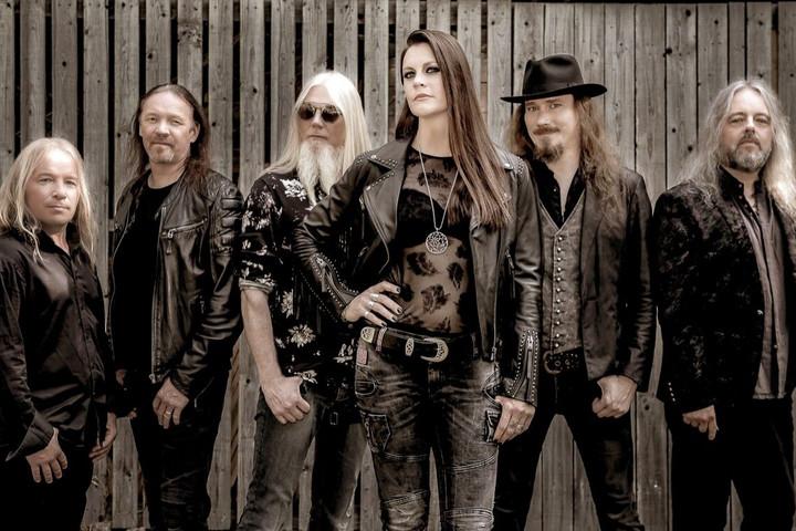 Jövőre visszatér Budapestre a Nightwish