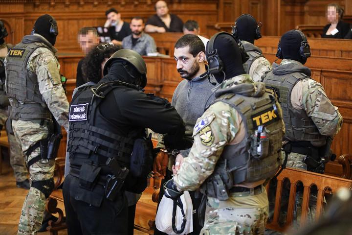 Folytatódott Haszan F. büntetőpere Budapesten