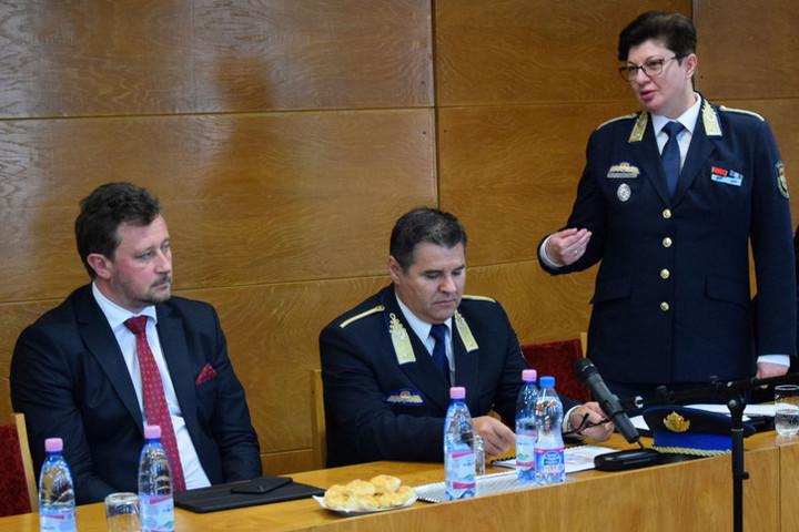 Először lesz női rendőrfőkapitány Magyarországon