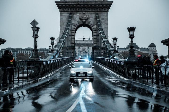 Forgalomkorlátozások lesznek Budapesten Erdogan látogatása miatt