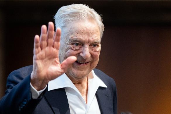 Soros György Ukrajna második legbefolyásosabb embere