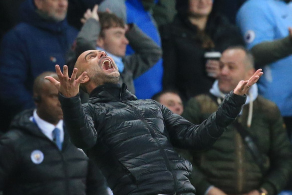 Hátrányból fordított és győzött a Manchester City és a Liverpool is