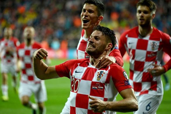 Horvátország ott lesz az Eb-n, Wales életben tartotta kijutási reményeit