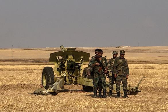 Kurd harcosok és Ankarával szövetséges lázadók tucatjai haltak meg az újabb harcokban