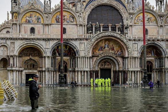 Végzetes károkat okozott a tengervíz