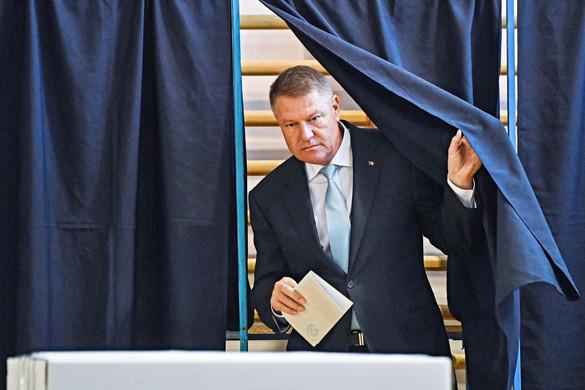 Klaus Iohannist választották újabb öt évre államfővé Romániában