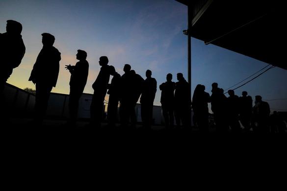Hatalmas az EU-ra nehezedő migrációs nyomás