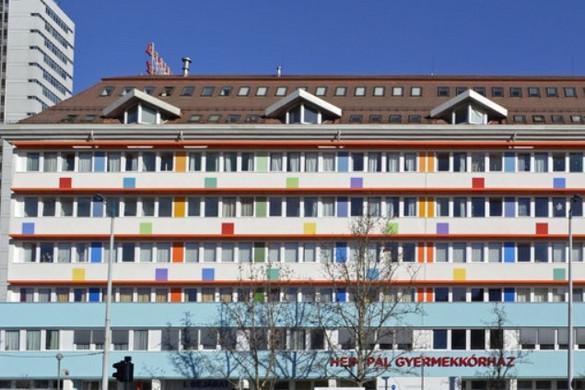 Új fejlesztőközpontot alakítanak ki a Heim Pál kórházban