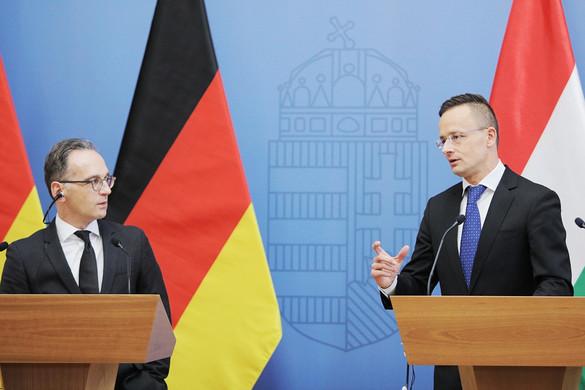 Szijjártó: Németország hazánk stratégiai szövetségese és a legfontosabb gazdasági partnere