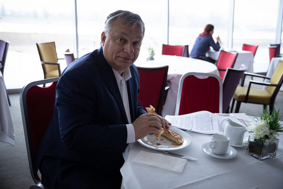 Eszékre utazott a magyar kormányfő
