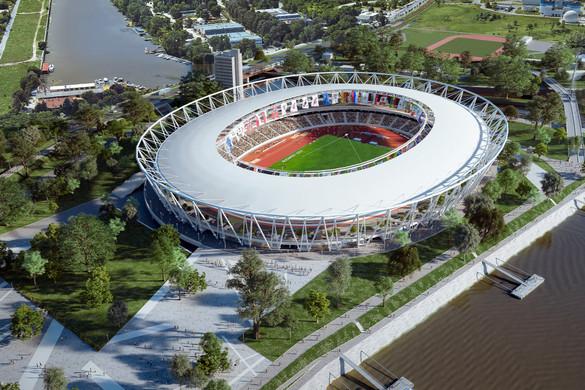 A kormány elfogadta Csepel és Ferencváros javaslatait az atlétikai világbajnoksággal kapcsolatban