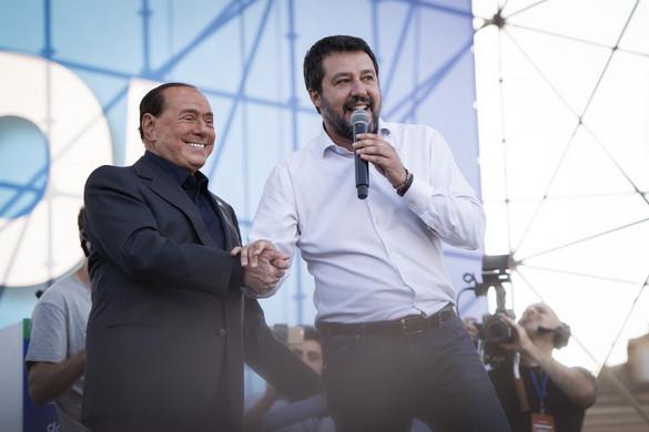 Berlusconi segítené Salviniék csatlakozását az Európai Néppárthoz