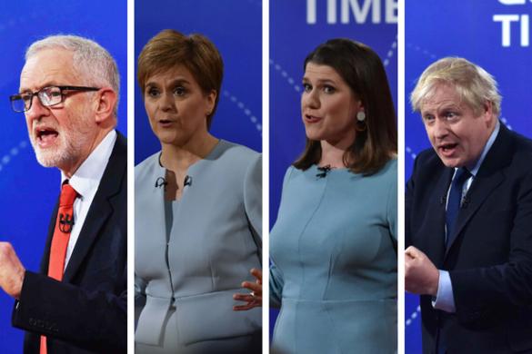 Javában zajlik a választási kampány Nagy-Britanniában