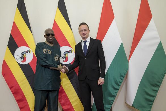 Szijjártó: Kellő fejlesztési támogatást kell biztosítani az afrikai országoknak