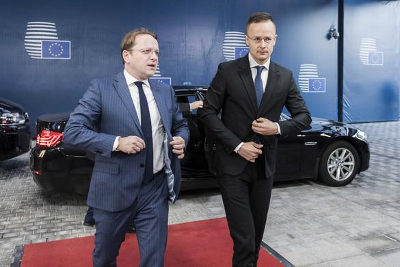 A külügyi tanács elfogadta az új Európai Bizottság összetételére vonatkozó javaslatot